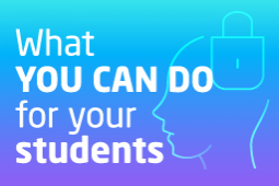 What you can do for your students