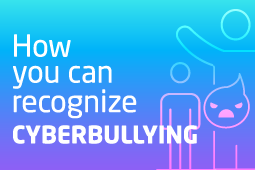 How you can recognize cyberbullying